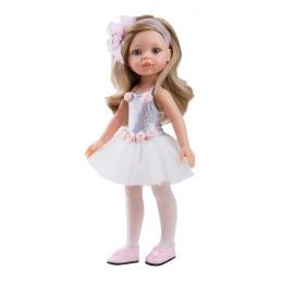 Кукла Карла - балерина, 34 см.