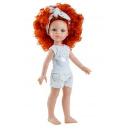 Кукла Каролина в пижамке.