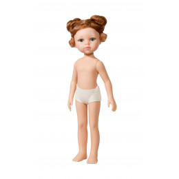 Кукла Кристи с буклями.